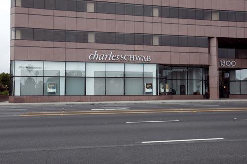 Charles Schwab San Mateo Location