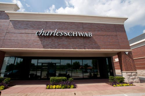 Charles Schwab Chesterfield Location