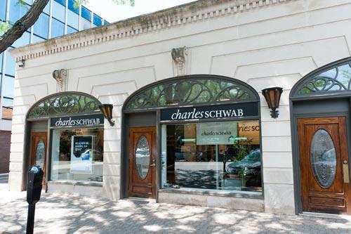 Charles Schwab West Hartford Location