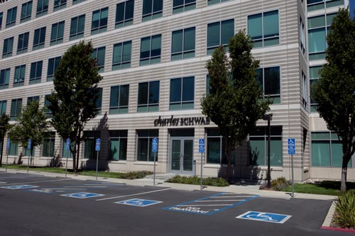 Charles Schwab Pleasanton Location