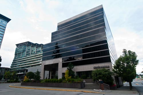 Charles Schwab Bellevue Location