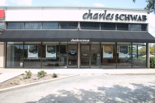 Charles Schwab Houston Location