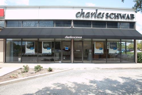 Charles Schwab Houston Location