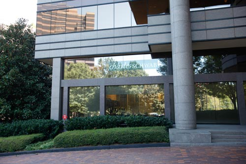 Charles Schwab Atlanta Location