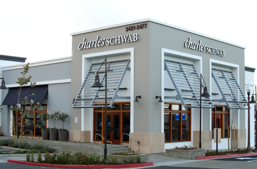 Charles Schwab Brea Location