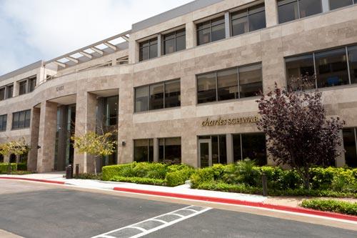 Charles Schwab San Diego Location