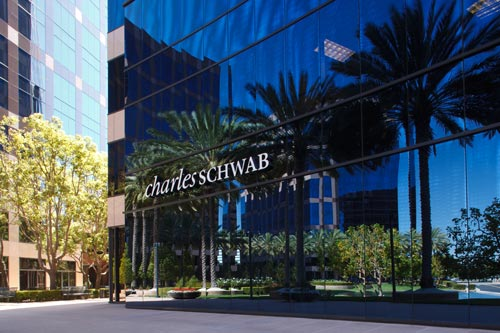 Charles Schwab Irvine Location