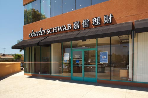 Charles Schwab Rowland Heights Location