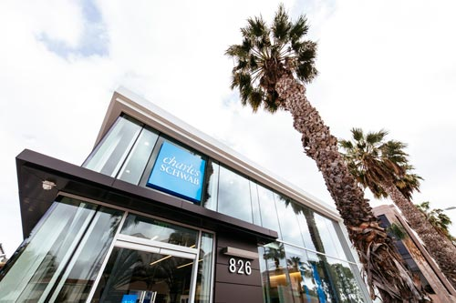 Charles Schwab Santa Monica Location