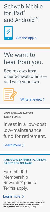 Charles Schwab Client Center