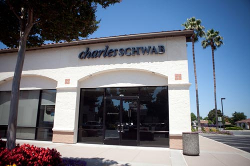 Charles Schwab Campbell Location