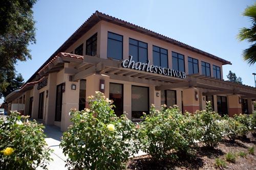 Charles Schwab Cupertino Location