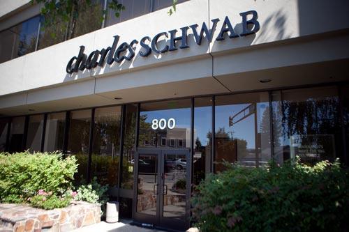 Charles Schwab Menlo Park Location