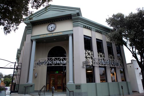 Charles Schwab San Luis Obispo Location