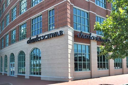 Charles Schwab Columbus Location