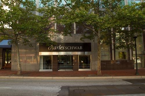 Charles Schwab Bethesda Location