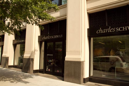 Charles Schwab Washington Dc Location