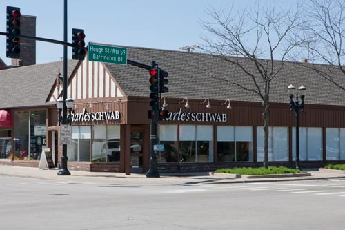 Charles Schwab Barrington Location