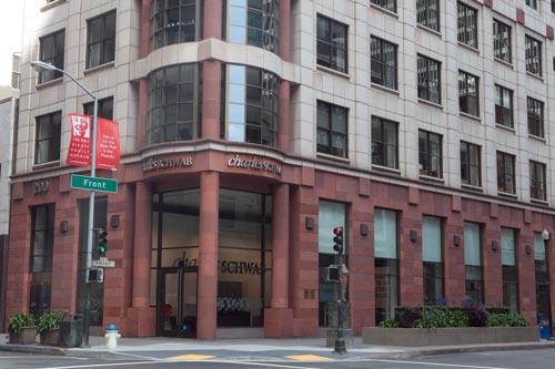 Charles Schwab San Francisco Location